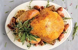 free range norfolk turkey