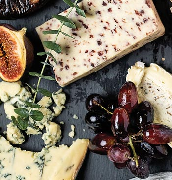 Christmas Cheeses